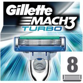 Gillette Mach 3 Turbo lames de rechange 8 Ks