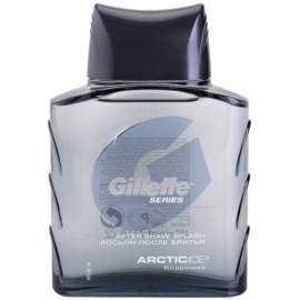Gillette Series Artic Ice loción after shave  100 ml