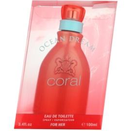 Giorgio Beverly Hills Ocean Dream Coral Eau de Toilette para mulheres 100 ml