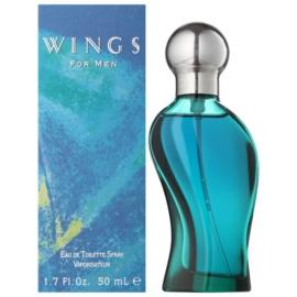 Giorgio Beverly Hills Wings for Men Eau de Toilette für Herren 50 ml