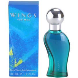Giorgio Beverly Hills Wings for Men toaletní voda pro muže 30 ml