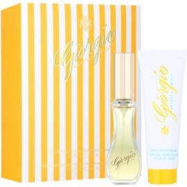 Giorgio Beverly Hills Yellow Geschenkset  Eau de Toilette 30 ml + Körperlotion 50 ml