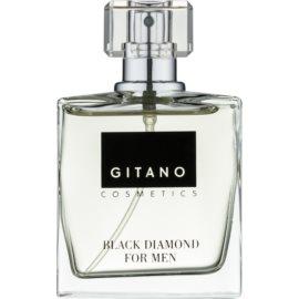 Gitano Black Diamond perfume para homens 50 ml