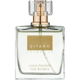 Gitano Gold Passion parfum pour femme 50 ml