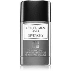Givenchy Gentlemen Only Deo-Stick für Herren 75 ml (Alkoholfreies)