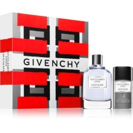 Givenchy Gentlemen Only dárková sada III. toaletní voda 100 ml + deostick 75 ml