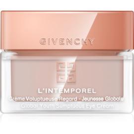 Givenchy L'Intemporel rozjaśniający krem do okolic oczu przeciw starzeniu się skóry  15 ml
