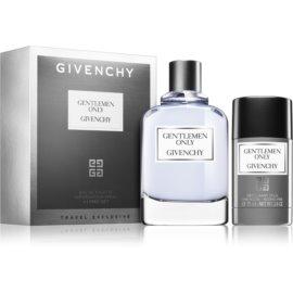 Givenchy Gentlemen Only dárková sada VII.  toaletní voda 100 ml + deostick 75 ml