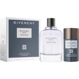 Givenchy Gentlemen Only Geschenkset VII.  Eau de Toilette 100 ml + Deo-Stick 75 ml