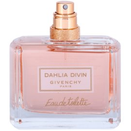 Givenchy Dahlia Divin woda toaletowa tester dla kobiet 75 ml