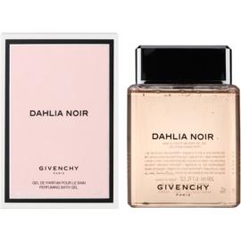 Givenchy Dahlia Noir gel de duche para mulheres 200 ml