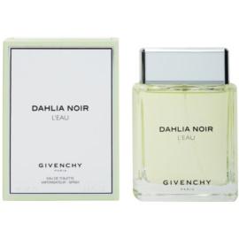 Givenchy Dahlia Noir L´Eau toaletní voda pro ženy 125 ml