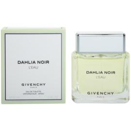Givenchy Dahlia Noir L´Eau toaletní voda pro ženy 90 ml
