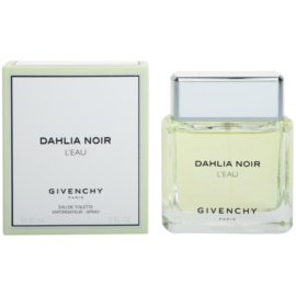 Givenchy Dahlia Noir L´Eau eau de toilette per donna 90 ml
