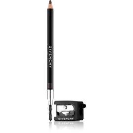 Givenchy Eyebrow Pencil creion pentru sprancene cu ascutitoare culoare 03 Dark Brunette 1,1 g