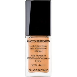 Givenchy Photo'Perfexion korekční make-up SPF 20 odstín 08 Perfect Amber  25 ml