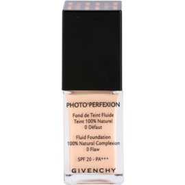 Givenchy Photo'Perfexion korekční make-up SPF 20 odstín 04 Perfect Vanilla  25 ml