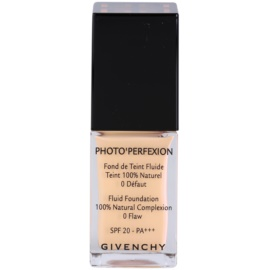 Givenchy Photo'Perfexion korekční make-up SPF 20 odstín 07 Perfect Gold  25 ml