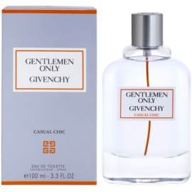 Givenchy Gentlemen Only Casual Chic toaletna voda za moške 100 ml