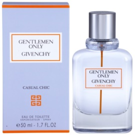 Givenchy Gentlemen Only Casual Chic eau de toilette para hombre 50 ml