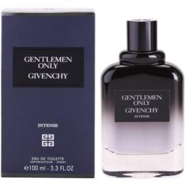 Givenchy Gentlemen Only Intense Eau de Toilette for Men 100 ml