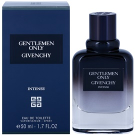 Givenchy Gentlemen Only Intense toaletní voda pro muže 50 ml