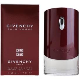 Givenchy Pour Homme eau de toilette férfiaknak 50 ml