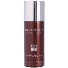 Givenchy Givenchy Pour Homme dezodorant w sprayu dla mężczyzn 150 ml