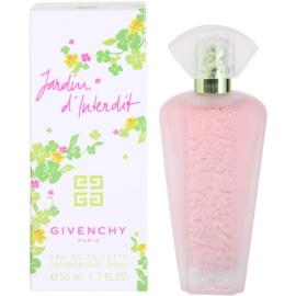 Givenchy Jardin d'Interdit Eau de Toilette für Damen 50 ml