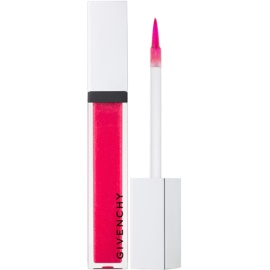 Givenchy Gelée D'Interdit gloss com efeito alisador tom 24 Blazing Coral 6 ml