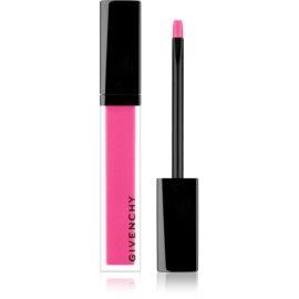 Givenchy Gloss Interdit luciu de buze pentru volum culoare 07 Glamorous Fuchsia  6 ml