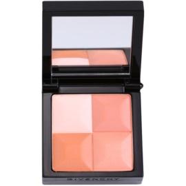Givenchy Le Prisme púderes arcpír ecsettel árnyalat 23 Aficionado Peach  7 g