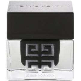 Givenchy Le Soin Noir schwarze Augencreme gegen Falten, Schwellungen und Augenringe  15 ml