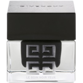 Givenchy Le Soin Noir Black Mud Eye Cream To Treat Wrinkles, Swelling And Dark Circles  15 ml