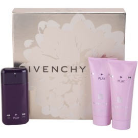 Givenchy Play for Her Intense lote de regalo III  eau de parfum 50 ml + leche corporal 100 ml + gel de ducha 100 ml