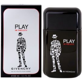 Givenchy Play In the City Eau de Toilette voor Mannen 100 ml