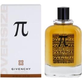 Givenchy Pí Eau de Toilette para homens 150 ml