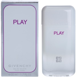 Givenchy Play for Her eau de toilette per donna 50 ml