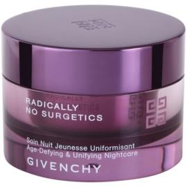 Givenchy Radically No Surgetics нічний догляд   проти старіння шкіри  50 мл