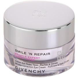 Givenchy Smile 'N Repair Augencreme gegen Falten, Schwellungen und Augenringe  15 ml