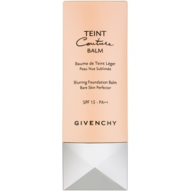 Givenchy Teint Couture make-up cu textura usoara SPF 15 culoare 7 Nude Ginger  30 ml