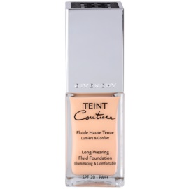 Givenchy Teint Couture fard lichid de lunga durata SPF 20 culoare 04 Elegant Beige  25 ml