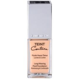 Givenchy Teint Couture dlouhotrvající tekutý make-up SPF 20 odstín 04 Elegant Beige  25 ml