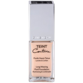 Givenchy Teint Couture fard lichid de lunga durata SPF 20 culoare 03 Elegant Sand  25 ml