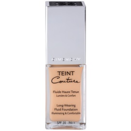 Givenchy Teint Couture maquillaje fluido de larga duración  SPF 20 tono 05 Elegant Honey  25 ml
