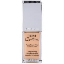 Givenchy Teint Couture fard lichid de lunga durata SPF 20 culoare 05 Elegant Honey  25 ml