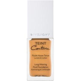 Givenchy Teint Couture dlouhotrvající tekutý make-up SPF 20 odstín 7 Ginger  25 ml