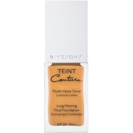 Givenchy Teint Couture дълготраен течен фон дьо тен SPF 20 цвят 7 Ginger  25 мл.