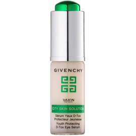 Givenchy Vax'in For Youth Youth Protecting D-Tox Eye Serum 15 ml