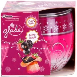 Glade Blackberry lumanari parfumate  120 g